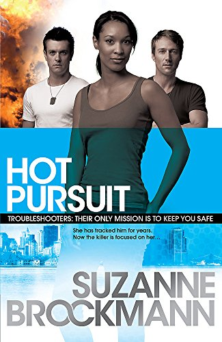 9780755371099: Hot Pursuit: Troubleshooters 15