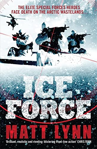 9780755371747: Ice Force (Death Force)