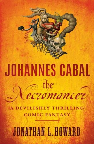 9780755371976: Johannes Cabal 01 the Necromancer