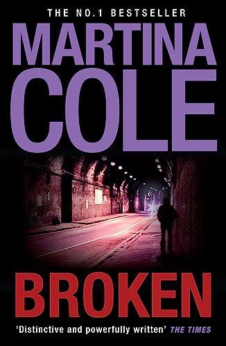9780755372140: Broken: A dark and dangerous serial killer thriller