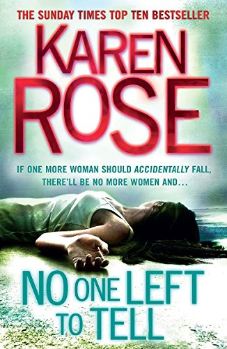 9780755373949: No One Left to Tell (Baltimore Series)