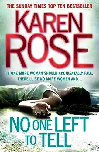 9780755373956: No One Left to Tell (Baltimore Series)