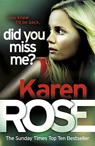 9780755374007: Did You Miss Me? (The Baltimore Series Book 3)