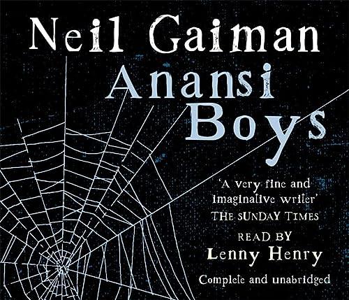 9780755375721: Anansi Boys