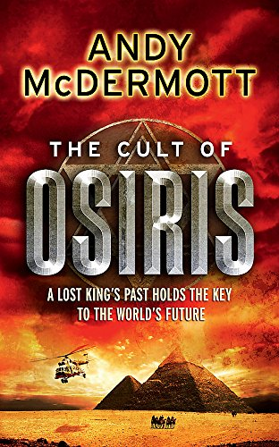 9780755377459: The Cult of Osiris (Wilde/Chase 5)