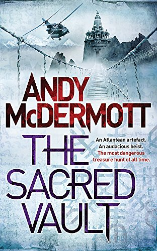 9780755377831: The Sacred Vault (Wilde/Chase 6)