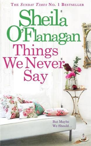 9780755378432: Things We Never Say