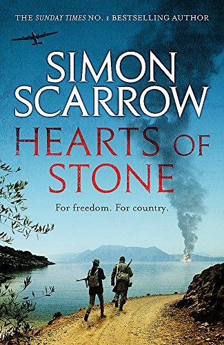 Hearts of Stone: Scarrow, Simon