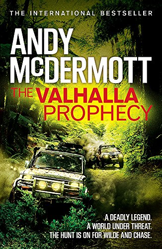 9780755380664: The Valhalla Prophecy (Wilde/Chase)