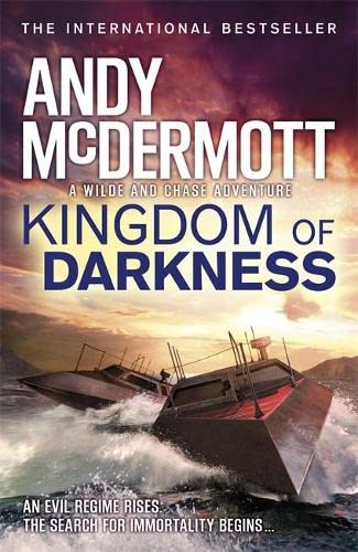 9780755380725: Kingdom of Darkness (Wilde/Chase 10)