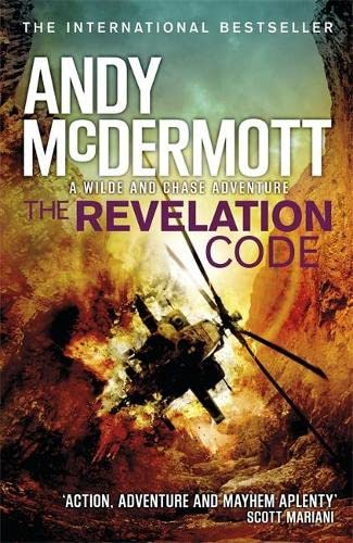 9780755380763: The Revelation Code (Wilde/Chase)