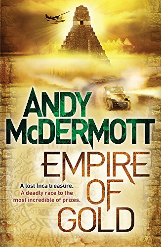 9780755383245: Empire of Gold (Wilde/Chase 7)