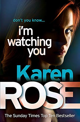 9780755385201: I'm Watching You (The Chicago Series Book 2)