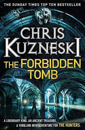 9780755386567: The Forbidden Tomb (The Hunters)