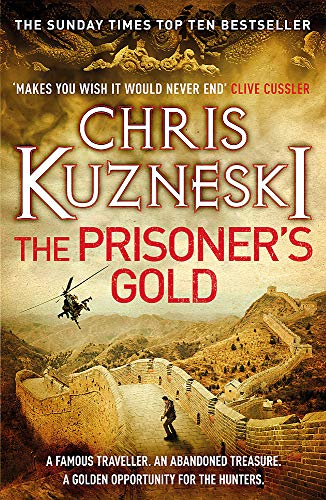 9780755386611: The Prisoner's Gold (the Hunters 3)