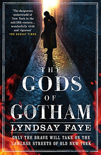 9780755386765: The Gods of Gotham (Gods of Gotham 1)