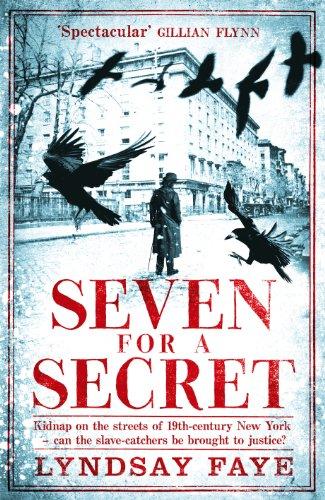 9780755386789: Seven for a Secret (Gods of Gotham 2)