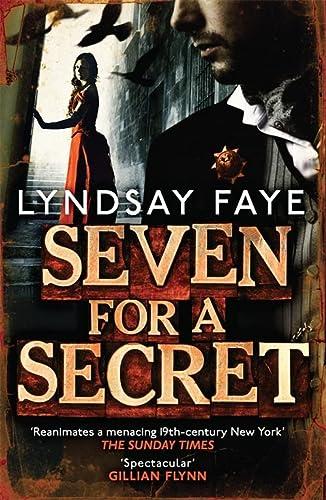 9780755386802: Seven for a Secret (Gods of Gotham 2)