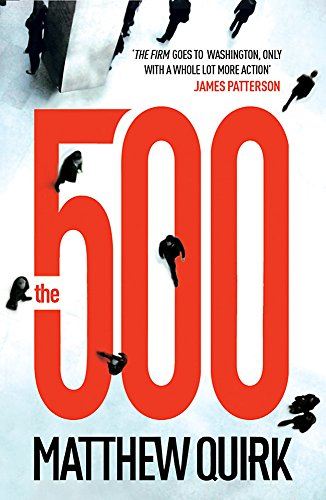 9780755387427: The 500 (Mike Ford 1)