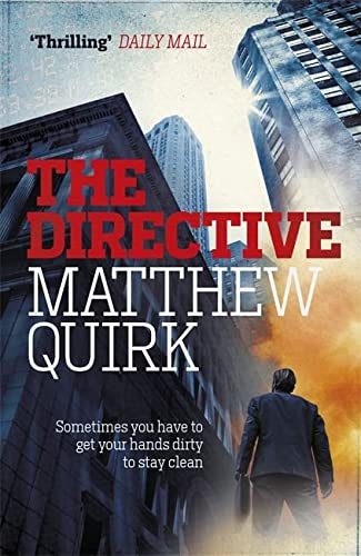 9780755387465: The Directive (Mike Ford 2)