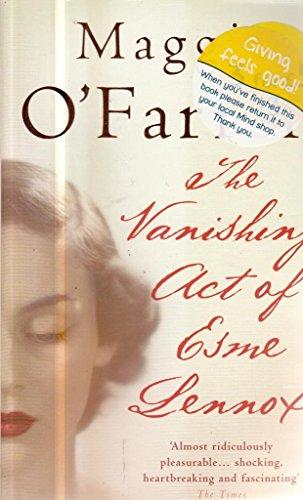 9780755388844: The Vanishing Act of Esme Lennox