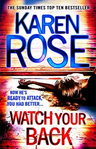 9780755389919: Watch Your Back (The Baltimore Series Book 4)