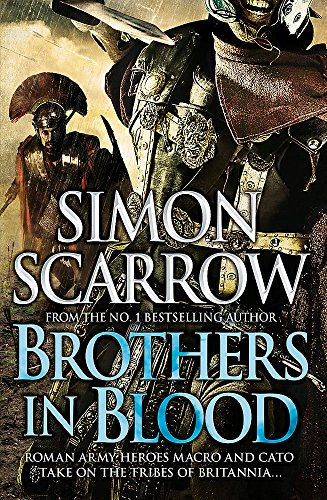 9780755393947: Brothers in Blood (Eagles of the Empire)