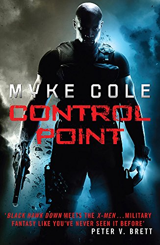 9780755393978: Control Point: A thrilling military fantasy to set your pulse racing (Shadow Ops)