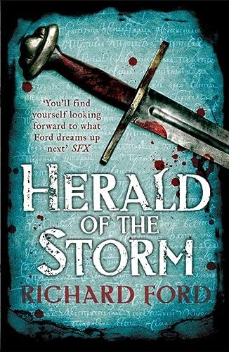 9780755394043: Herald of the Storm (Steelhaven)