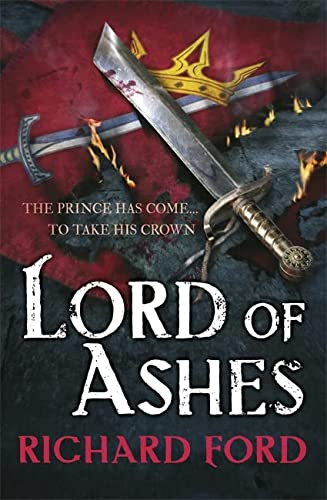 9780755394104: Lord of Ashes (Steelhaven: Book Three)