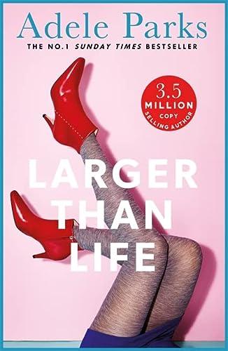 9780755394227: Larger Than Life