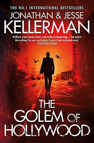 9780755395293: The Golem of Hollywood: A terrifying mystery of the supernatural