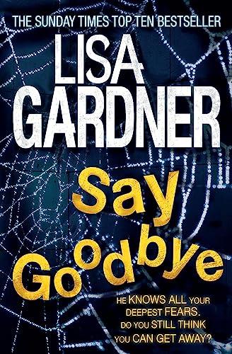 9780755396498: Say Goodbye (FBI Profiler)
