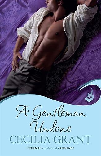 9780755396795: A Gentleman Undone: Blackshear Family Book 2