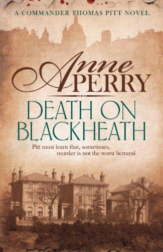 9780755397174: Death On Blackheath (Thomas Pitt 29)