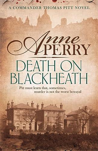 9780755397181: Death On Blackheath (Thomas Pitt 29)