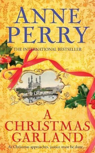 9780755397235: A Christmas Garland (Christmas Novella 10): A festive mystery set in nineteenth-century India