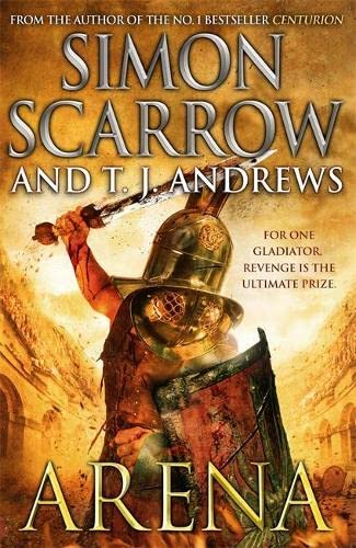Arena: Scarrow, Simon