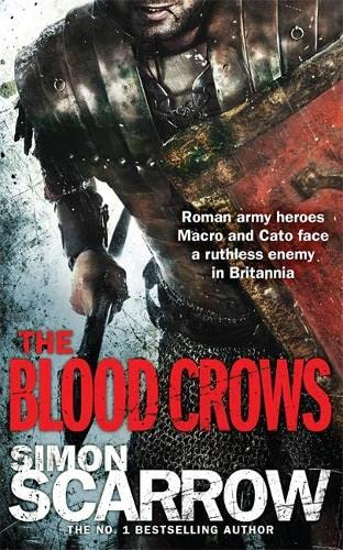 9780755399659: The Blood Crows (Eagles of the Empire 12)