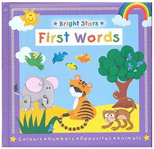 Little Learners: Padded Word Book (Bright Stars)