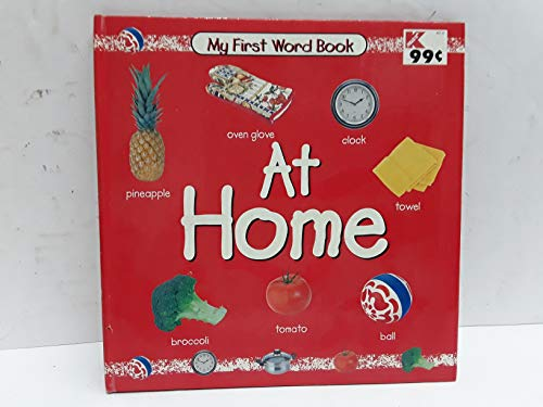 9780755403295: AT HOME (MY FIRST WORD BOOK)