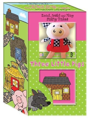 9780755404131: Early Learning Plush Boxed Set - Three Little Pigs