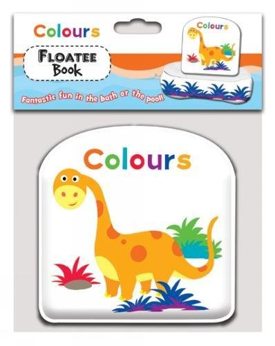 9780755404353: Floatee Book - Colours