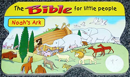 9780755405893: The Bible for Little People: Noah's Ark (The Bible for little people)
