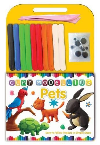 9780755408597: Clay Modelling Book - Pets