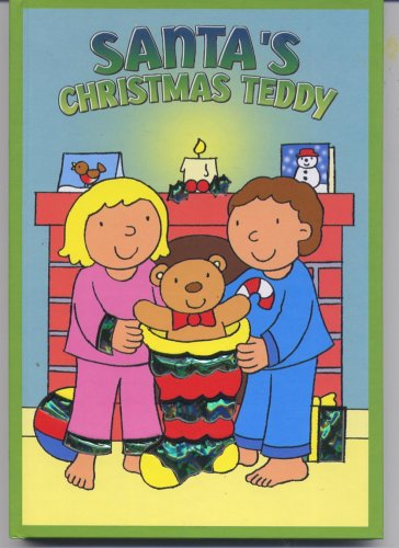 Santa's Christmas Teddy: Frederick, Robert