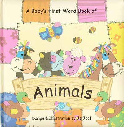 9780755455768: On the Farm: Baby's First Word Book (Animal Patch)