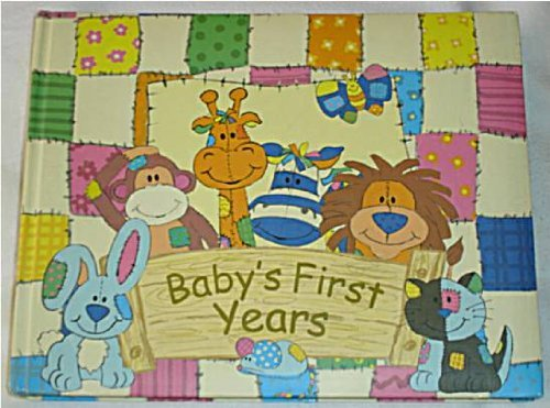 9780755456130: Baby's First Years