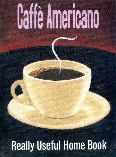 Caffe Americano: Robert Frederick