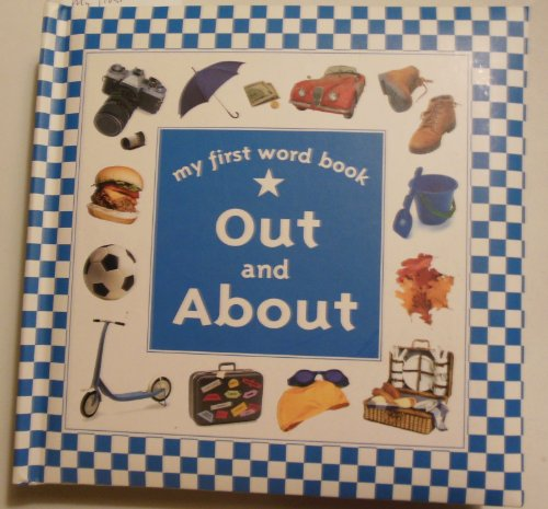 My First Word Book Out and About: Robert Frederick